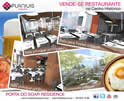 Restaurante na Porta do Soar Residence